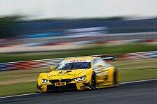 DTM - Klare Worte von Glock: BMW ohne Siegchance