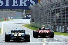 Formel 1 - Der Renault-McLaren-Ferrari Dreikampf in Malaysia