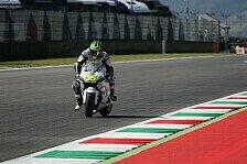 MotoGP - Crutchlow wieder knapp an Reihe 1 vorbei