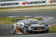 DTM - Wehrlein beklagt Rabauken-Racing im Mittelfeld