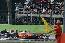 Formel 3 EM - Günther: So ein Chaos habe ich noch nie erlebt