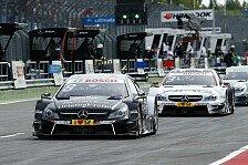DTM - Stimmen der Mercedes-Fahrer zum Sonntag