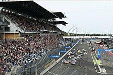 DTM - Vorschau Lausitzring: Dritter Saisonlauf der DTM