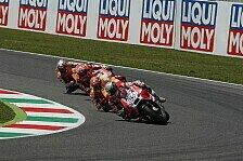 MotoGP - Dovizioso am Sonntag vom Pech verfolgt