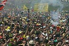 MotoGP - Top-5: Die meistbesuchten Rennstrecken