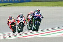 MotoGP - Rennanalyse Mugello: Spektakel vom anderen Stern