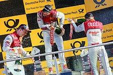 DTM - Audi will den 7. Sieg in Folge