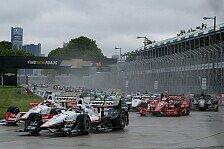 IndyCar - Video: IndyCar 2015: Die Highlights vom ersten Rennen in Detroit