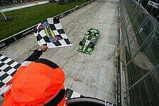 IndyCar - Bourdais gewinnt Sonntagsrennen in Detroit
