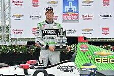 IndyCar - Bilder: Detroit - 7. & 8. Lauf