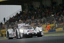 WEC - Porsche arbeitet an drei Projekten