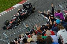 Formel 1 - McLaren: Q3 trotz neuem Motor unrealistisch