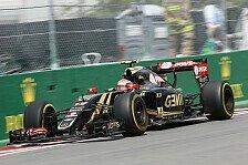 Formel 1 - Maldonado: Eine Last ist von mir abgefallen