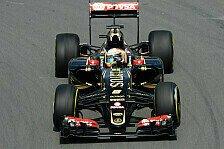 Formel 1 - Lotus: Fleißig und Effektiv ins Kanada-Wochenende