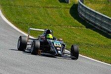 ADAC Formel 4 - Schumacher mit Handbruch nach Unfall