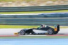 ADAC Formel 4 - Mick Schumacher in Spa am Start