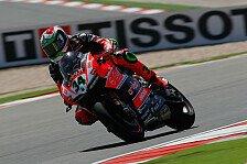 Superbike - Giuliano gewinnt Superpole