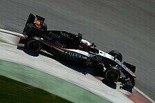Formel 1 - Offiziell: Hülkenberg bis 2017 bei Force India