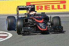 Formel 1 - Button kassiert Durchfahrtsstrafe