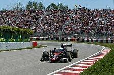Formel 1 - Energierückgewinnung ist Hondas größtes Problem