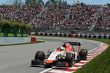 Formel 1 - Plätze 16 und 17:Manor profitiert von Strafen