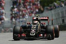 Formel 1 - Übernimmt Renault das Lotus-Team?
