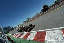 Formel 1 - Grosjean: Stevens-Crash klar mein Fehler!