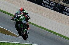 Superbike - Sykes siegt in Misano, Biaggi auf Platz 6