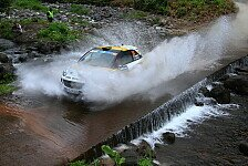 ADAC Opel Rallye Cup - ADAC Opel Rallye Junior Team auf Azoren im Pech