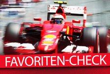 Formel 1 - Favoriten-Check: Was kann Räikkönen?