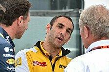 Formel 1 - Die Hintergründe des Renault-Comebacks