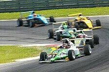 ADAC Formel 4 - Marvin Dienst auch in Österreich auf dem Podium
