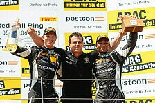 ADAC GT Masters - Heimsieg auf dem Red Bull Ring für Bortolotti
