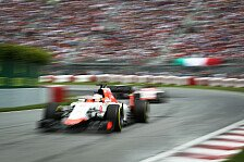 Formel 1 - Manor ab 2016 mit Honda-Motoren?