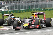 Formel 1 - Kanada GP: Team für Team
