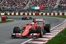 Formel 1 - Pro & Contra: Red Bull und Ferrari