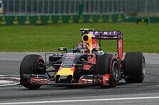 Formel 1 - Kommt Red Bull noch auf das Podest?