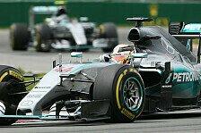 Formel 1 - Motorentwicklung: Kann Mercedes überzeugt werden?