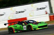 Blancpain GT Serien - Freud und Leid bei Rinaldi Racing