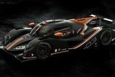 Mehr Sportwagen - Adess stellt eigenes LMP3-Fahrzeug vor