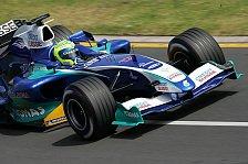 Formel 1 - 2. Freies Training: Massa schenkt Petronas die Freitagsbestzeit
