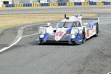 24 h von Le Mans - Arbeitsreicher Beginn für Toyota