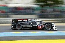 24 h von Le Mans - Porsche beim Le Mans-Qualifying geschlossen vorn