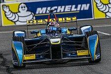 Formel E - Buemi siegt beim Saisonauftakt in Peking