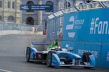 Formel E - London ePrix: Trulli ersetzt Liuzzi durch Fontana