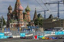 Formel E - Video: Moskau ePrix - Highlights extended