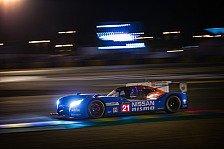 24 h von Le Mans - Nissans Rückkehr nach Le Mans in vollem Gange