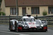 WEC - Audi und Porsche Kopf an Kopf beim Test