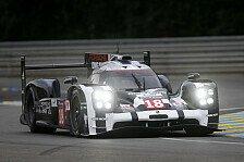 24 h von Le Mans - Jani-Bestzeit hat Bestand, drei Porsche vorn