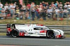 24 h von Le Mans - Audi: Die Stimmen zum Qualifying
